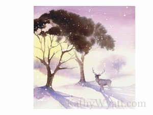 FAB DESIGNS - Christmas card
