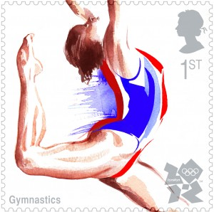 ROYAL MAIL STAMPS - Olympics 2012