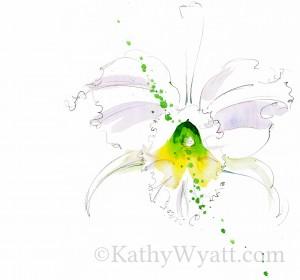 FAB DESIGNS - Floral icon