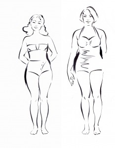 HEALTH & BEAUTY Magazine - Body Shapes