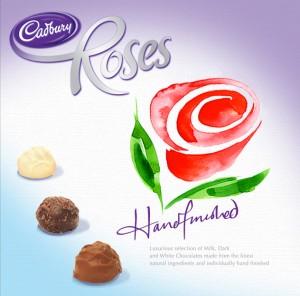 ROSES Handmade Chocolates Logo
