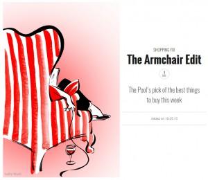 ARMCHAIR EDIT - website