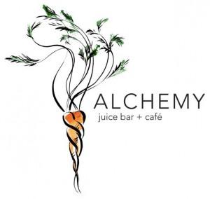 ALCHEMY - logo for wholefood bar USA