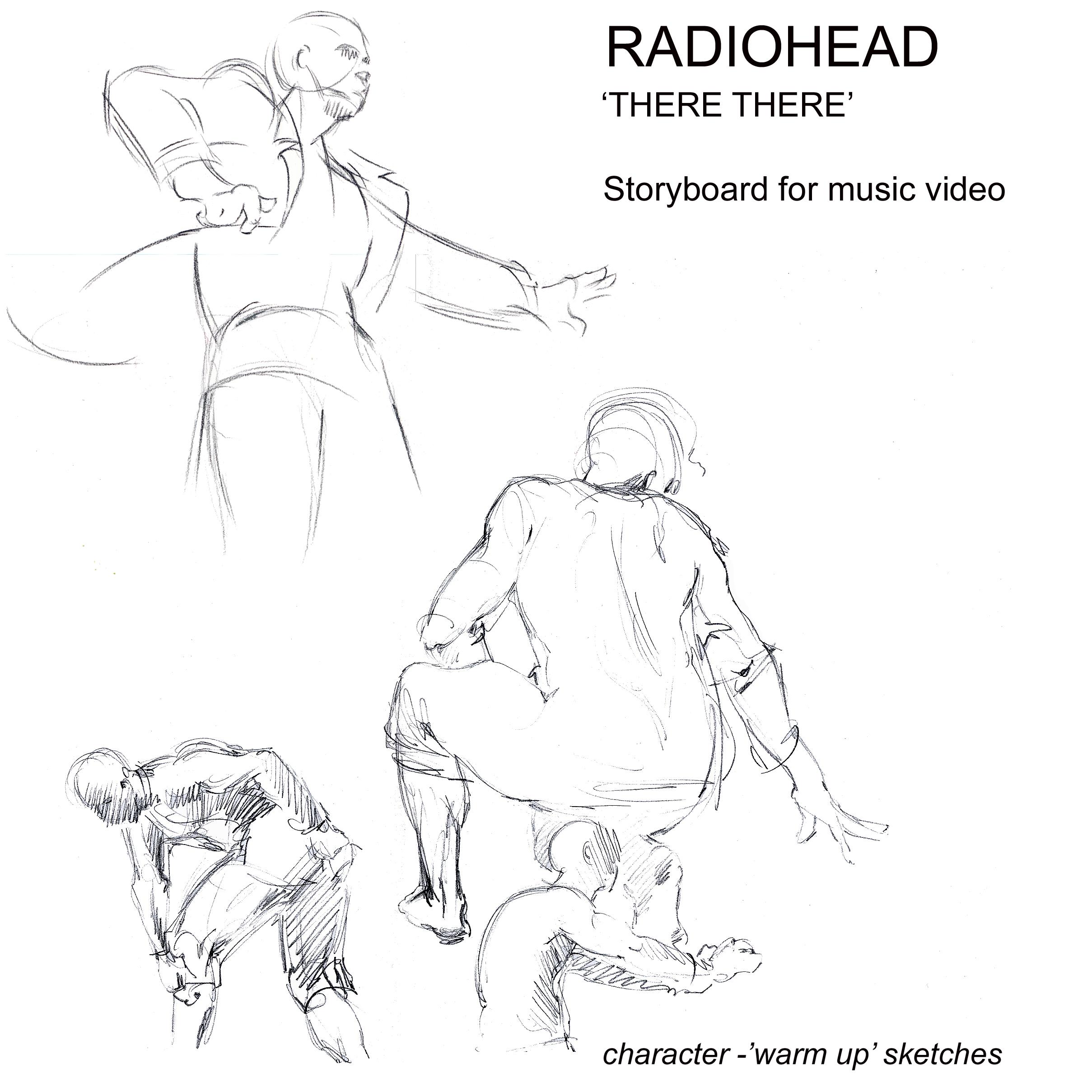 RADIO HEAD....TITLE 2