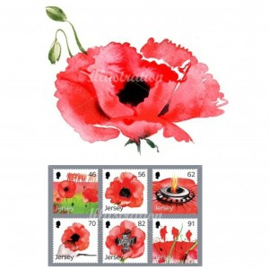 Centenary Remembrance Stamps