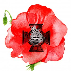 Centenary Remembrance Stamp