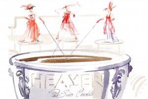 HEAVEN CHOCOLATES 5 - JWT London
