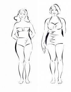 BODYSHAPES - swimwear