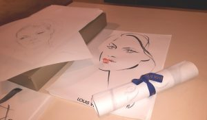Louis Vuitton - Live Event Drawing