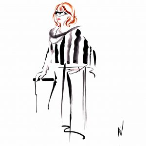 ROSALEEN - Live Drawing