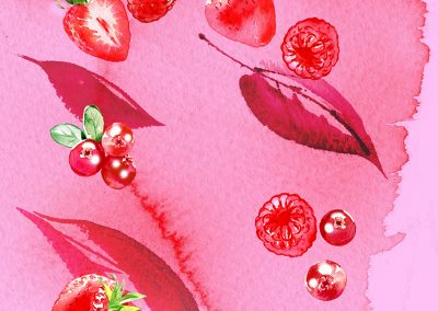 SAINSBURYS - Berry Tea