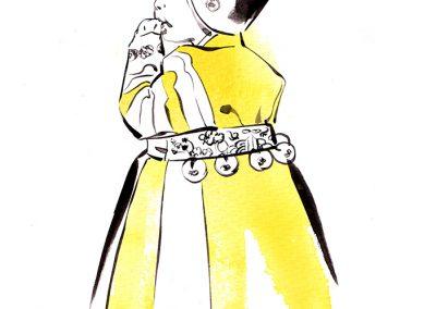 Formal HANBOK -GGACHI DURUMAGI