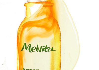 MELVITA -... Arggan Oil experimental