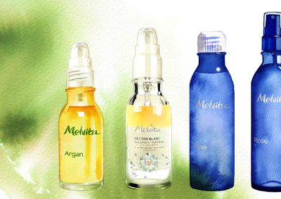 Melvita products