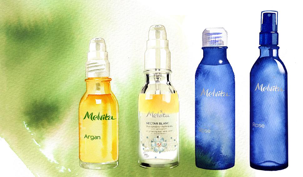 The Natural World of MELVITA