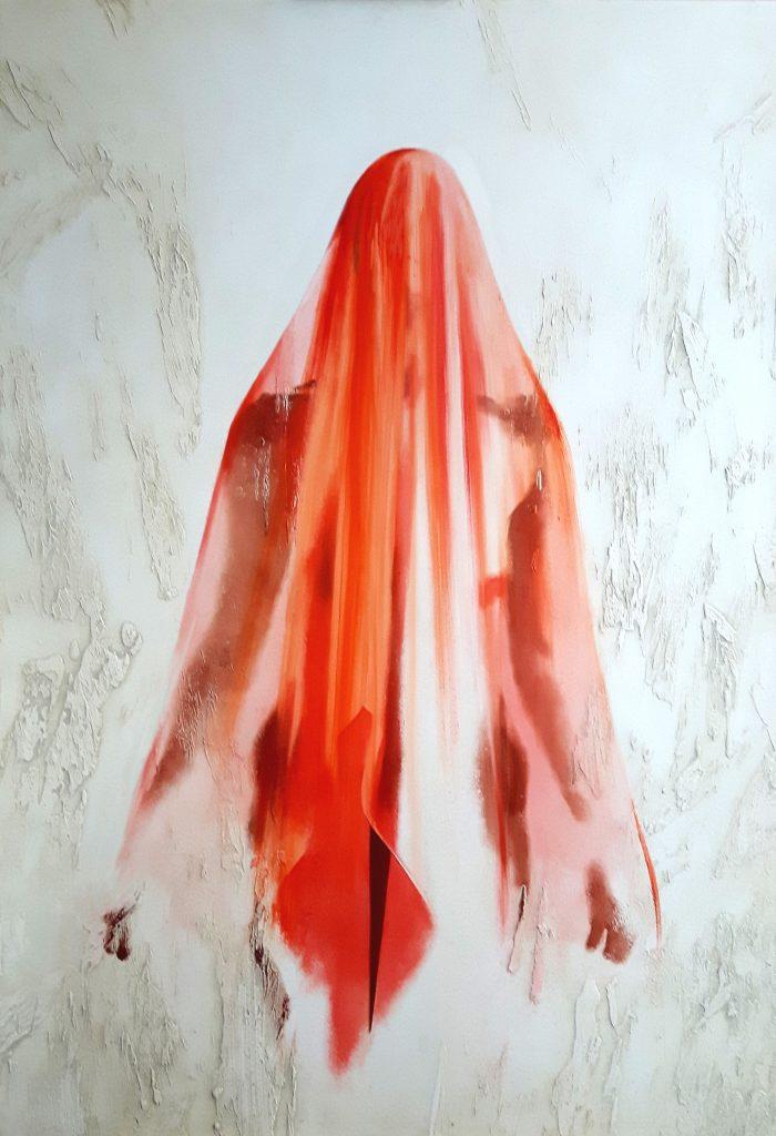 Shop Paintings Femme Chrysalid Oil On Board