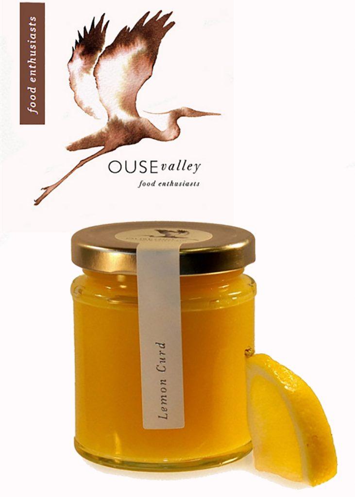 Illustration Wildlife Ouse Valley Chutney Marmalade