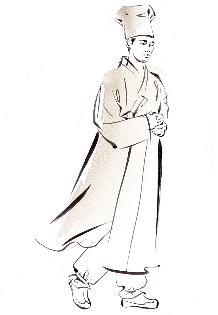 ILLUSTRATION Fashion The Beauty Of Hanbok Traditional Kinds Of Hanbok Aw Jarae Bok