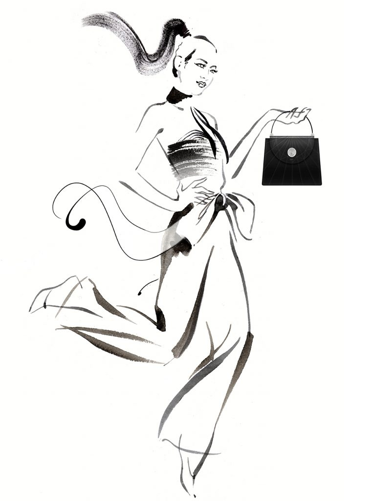 Illustration Projects Chopard Handbags Shanghai 2