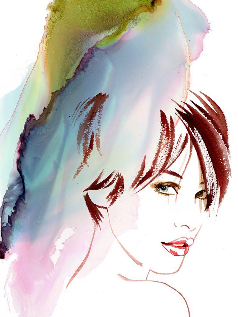 Artwork Pitch Cosmetics Watercolour Inks