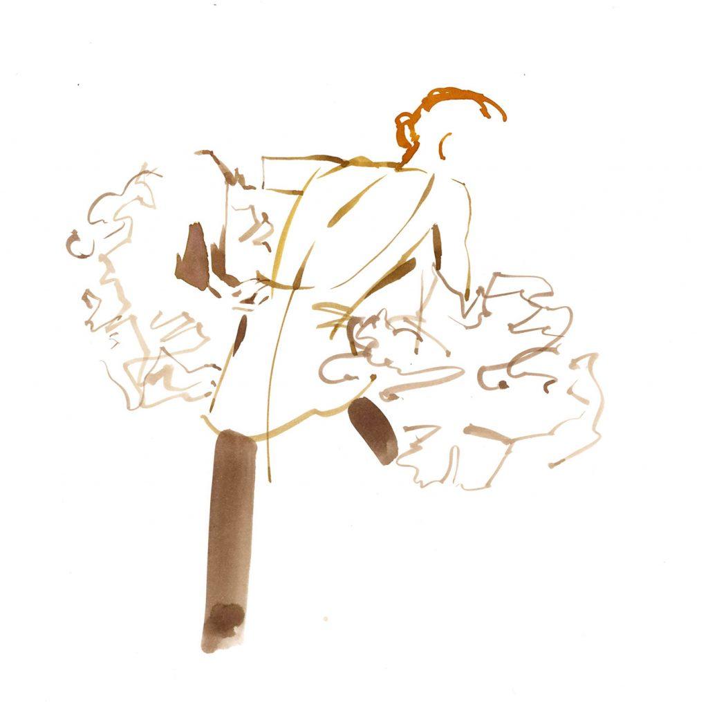 Illustration Live Drawing Kineticcouture Lisa Jiang 2