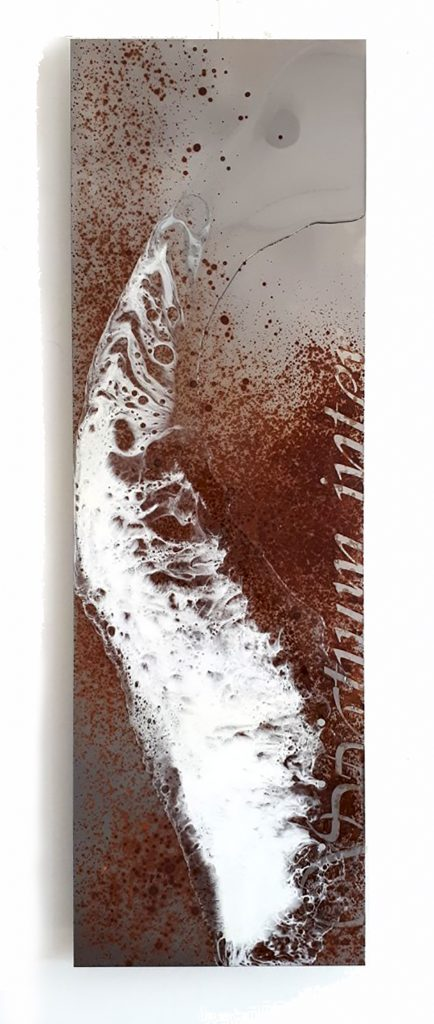 Shop Resin Works Conflictus Resin Pigment Steel Rust
